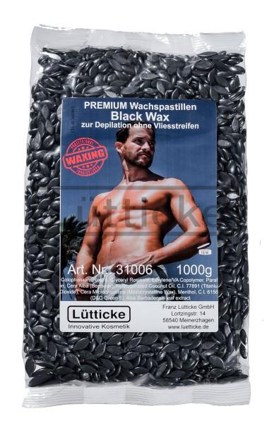 Film Wax Black for Man 1kg